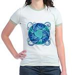 Celtic Planet Jr. Ringer T-Shirt