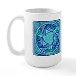 Celtic Planet Large Mug