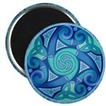 Celtic Planet Magnet