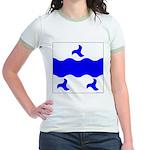 Trimaris Ensign Jr. Ringer T-Shirt
