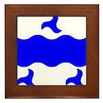 Trimaris Ensign Framed Tile