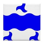 Trimaris Ensign Tile Coaster