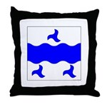 Trimaris Ensign Throw Pillow