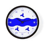 Trimaris Ensign Wall Clock