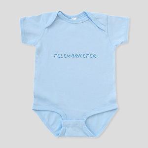 Telemarketer Profession Design Body Suit