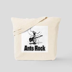Ants Rock Tote Bag