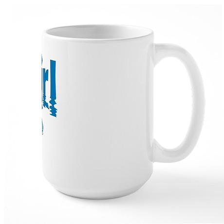 Island Girl 2 Large Mug