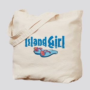 Island Girl 2 Tote Bag