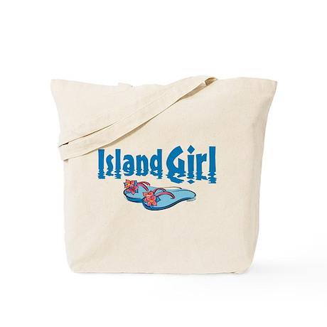 Island Girl 2 Tote Bag