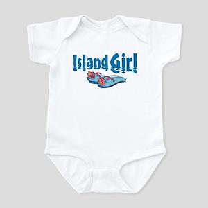 Island Girl 2 Infant Bodysuit