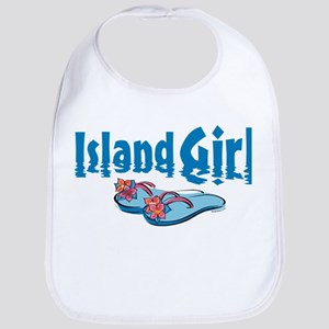 Island Girl 2 Bib