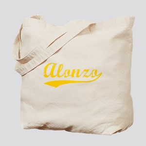 Vintage Alonzo (Orange) Tote Bag