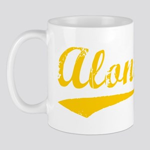 Vintage Alonzo (Orange) Mug