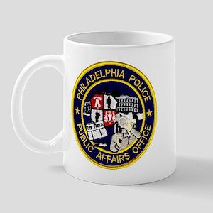 Philly PD P.A.O. Mug