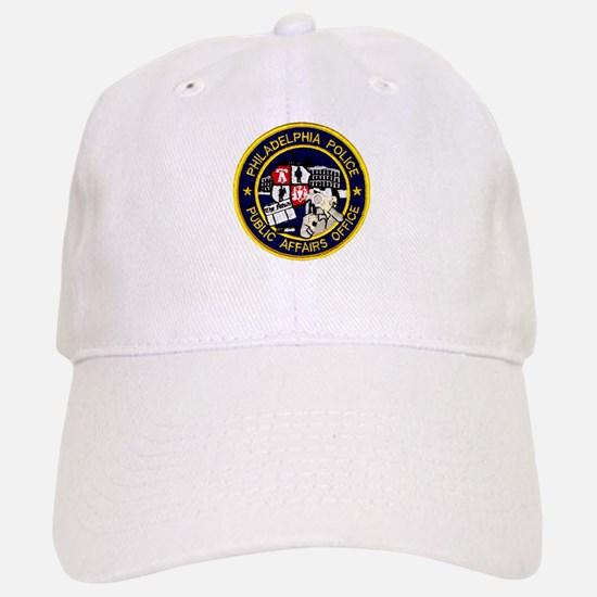 Philly PD P.A.O. Baseball Baseball Cap