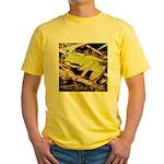 Pacific Treefrog Yellow T-Shirt