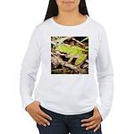 Pacific Treefrog Women's Long Sleeve T-Shirt