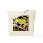 Pacific Treefrog Tote Bag