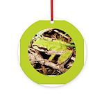 Pacific Treefrog Ornament (Round)