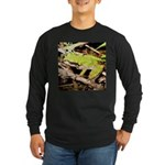 Pacific Treefrog Long Sleeve Dark T-Shirt
