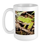 Pacific Treefrog Large Mug