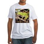 Pacific Treefrog Fitted T-Shirt