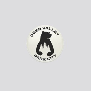 Deer Valley - Park City - Utah Mini Button