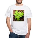 Poison Oak White T-Shirt