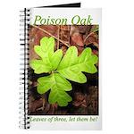 Poison Oak Journal