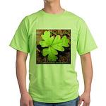 Poison Oak Green T-Shirt