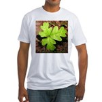 Poison Oak Fitted T-Shirt