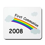 1st Communion Mousepad