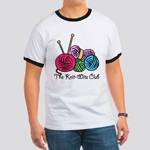 Knit Wits Club Ringer T