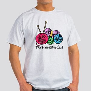 Knit Wits Club Light T-Shirt