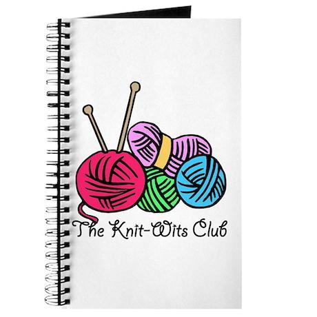 Knit Wits Club Journal