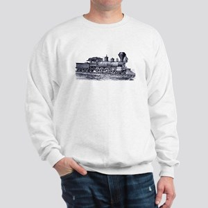 Locomotive (Blue) Sweatshirt