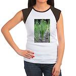 Horsetail Equisetum Women's Cap Sleeve T-Shirt