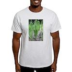 Horsetail Equisetum Light T-Shirt