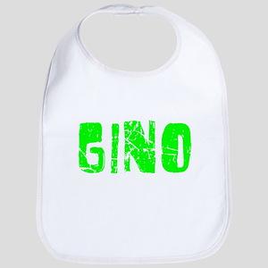 Gino Faded (Green) Bib