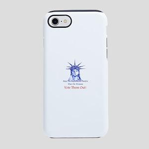 Stop Republicans War On Wome iPhone 8/7 Tough Case