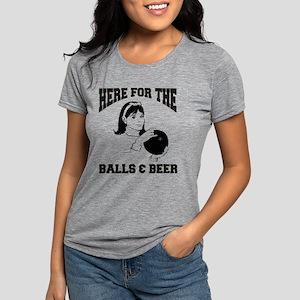 Naughty Women's Bowling T-Shirt