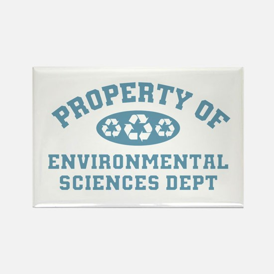 Property Of Environmental Sciences Magnets