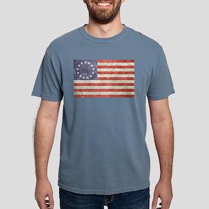 Worn 13 Star Flag T-Shirt
