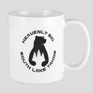 Heavenly Ski Resort - South Lake Tahoe - Ca Mugs
