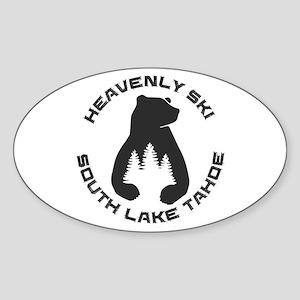 Heavenly Ski Resort - South Lake Tahoe - Sticker