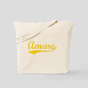 Vintage Amare (Orange) Tote Bag