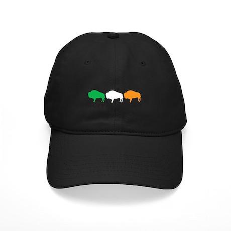 BUFFALO IRISH Black Cap