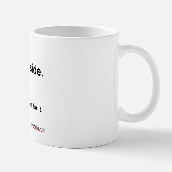 Pretty on the Inside Mug