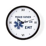 EMT Father Wall Clock