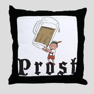 Prost Throw Pillow